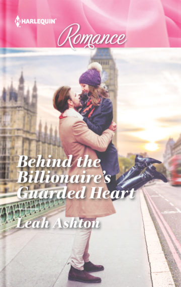 Behind the Billionaire's Guarded Heart Cover